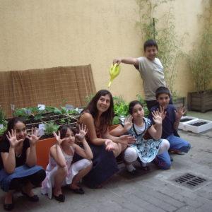 Atelier jardinage genevieve wendelski